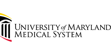 Logo for University of Maryland Medical System