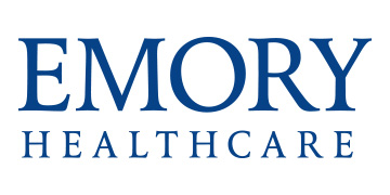 Logo for Emory Healthcare