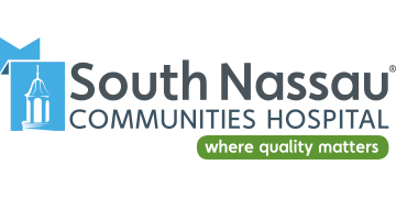Logo for South Nassau Communities Hospital